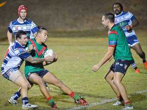 Gladstone Rugby League's top two teams can't be split