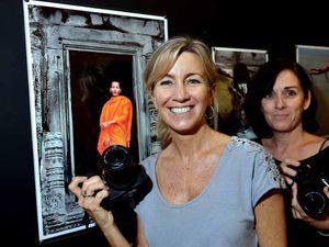 Photo exhibit for school's humanitarian work in Cambodia