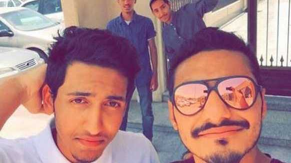 The friends, named as Mohammed Hassan Ali bin Isa and Abdul-Jalil al-Arbash, died after reportedly turning the attacker away from the Imam Hussein mosque in Dammam today.