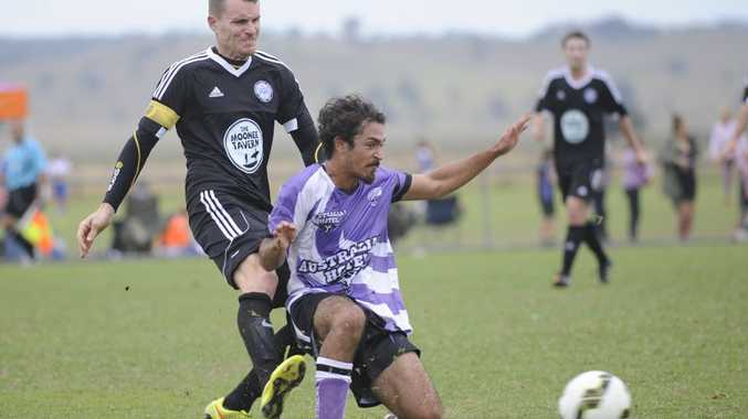 Northern Storm's 3-1 win over Grafton United has whittled men's premier league down to a half dozen genuine contenders.