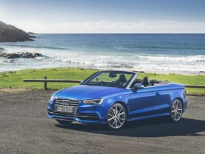 Audi S3 Cabriolet brings seriously quick style