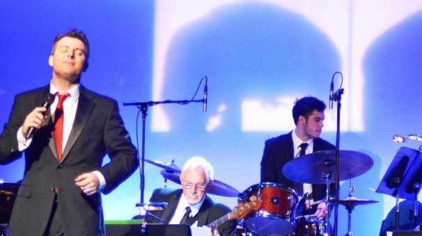 Craig Martin and his Swing Band.