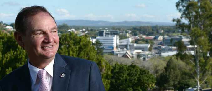 Mayor Paul Pisasale has defended the decision to appoint his wife as his driver.