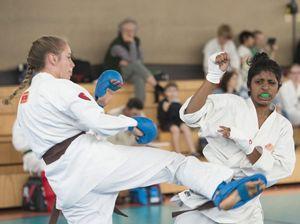Martial arts community kicks in for hospital