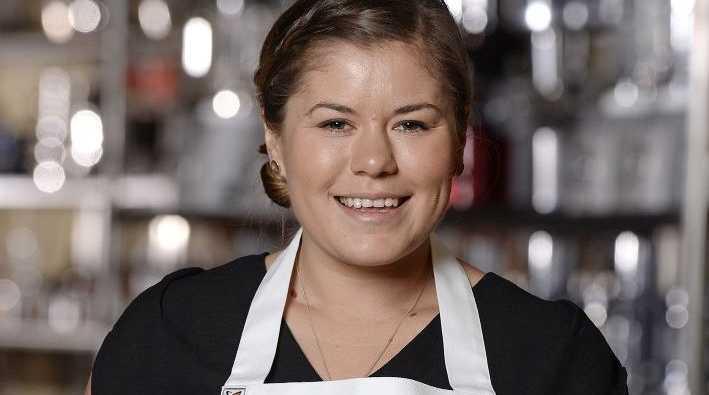 MasterChef Australia contestant Kristina Short.