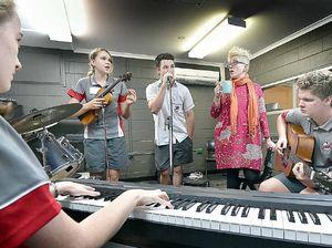 Katie Noonan steps up for rising school musicians