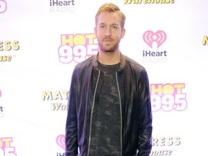 Calvin Harris in serious car crash