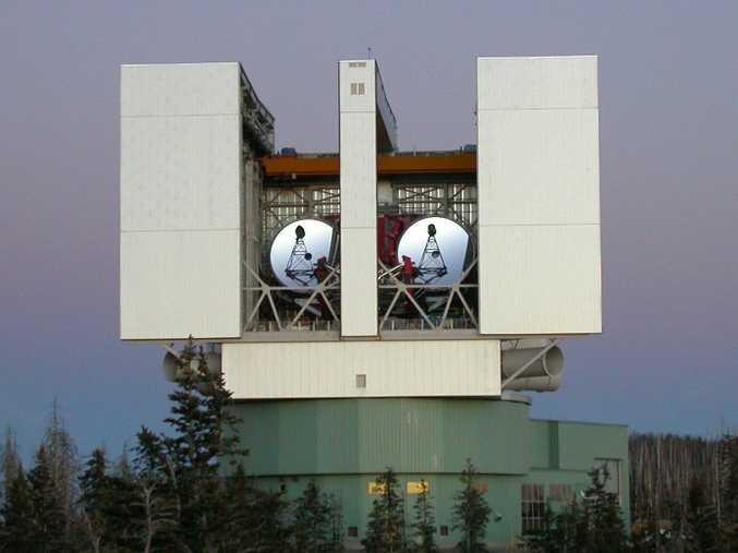 The LBT telescope