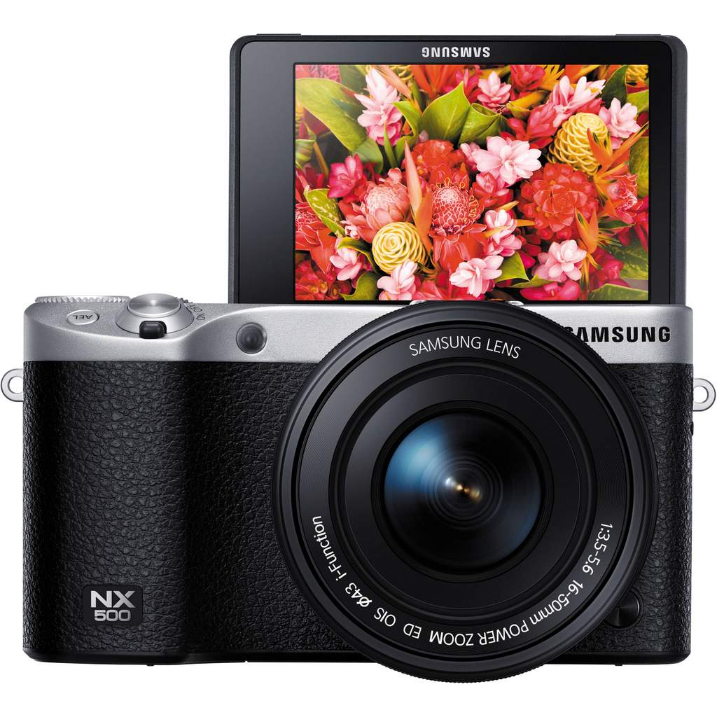 Samsung NX500's produces impressive images and video