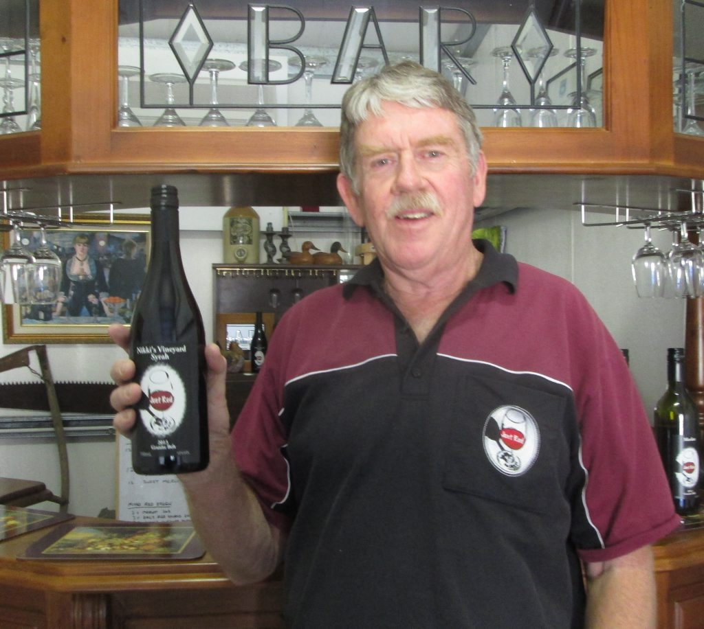 NOT IMPRESSED: Tourism Transition Reference Group representative from Granite Belt Wine Tourism Tony Hassall isn't happy with the way Southern Downs Regional Council has implemented the group's recommendations for Destination Southern Downs.