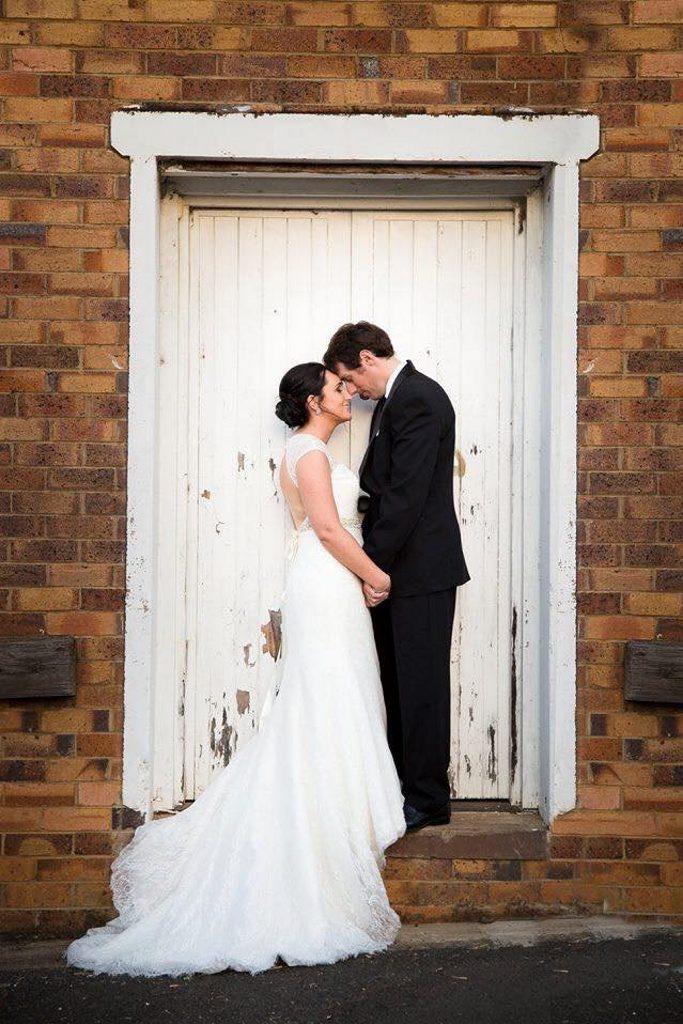 Kara Yeoman and Michael Asgill
