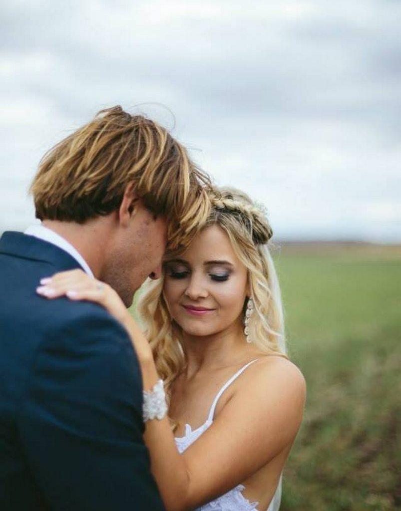 Nicole Elizabeth Webster and Tyson Luke King