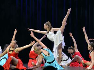 Dancers fly high at Eisteddfod