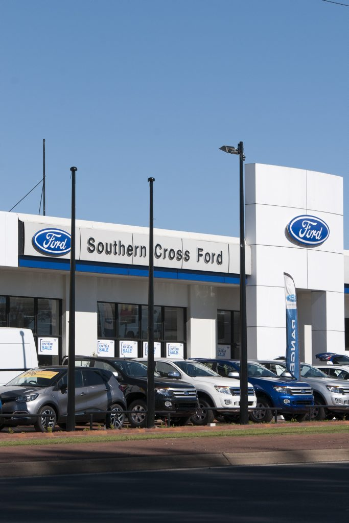Southern Cross Automotive Group has been placed into receivership.