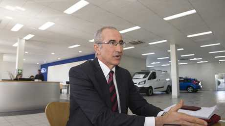 Peter Hedge of Hedge and Associates talks about the insolvency of Southern Cross Automotive Group.
