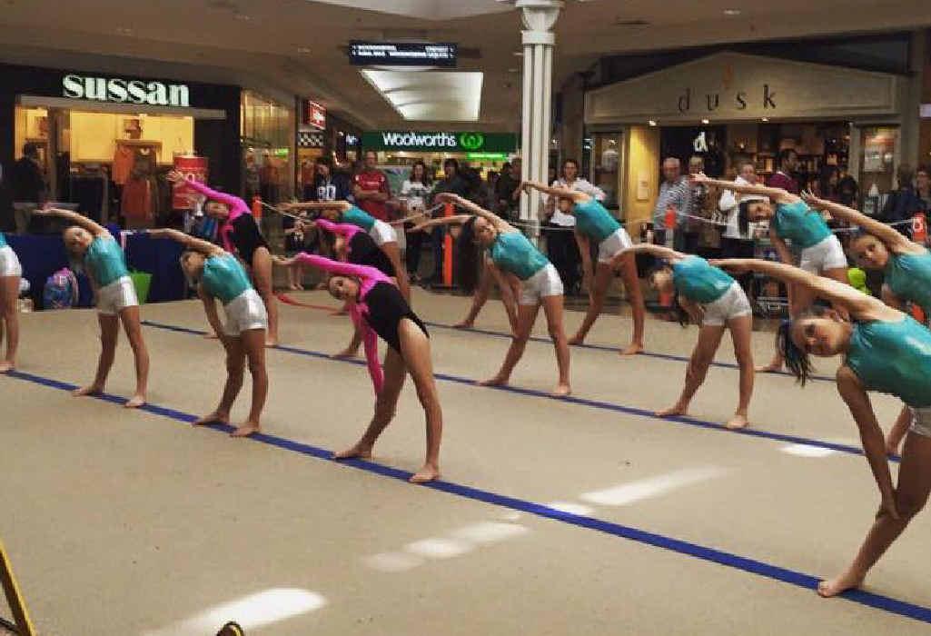 SHOWCASE: The Coffs Coast Gymnastics Club