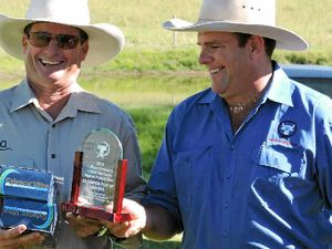Weaner show draws a big crowd at Wooloonga