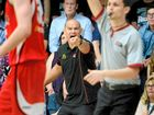 Meteors coach Joel Khalu loves the game as an administrator, manager and head coach of the Mackay Meteors.