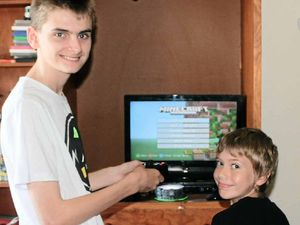 Minecraft nights reconnect kids with disabilities