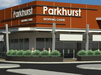 END RESULT: The construction of the Parkhurst Town Centre is expected to take between 10 and 12 months to complete.