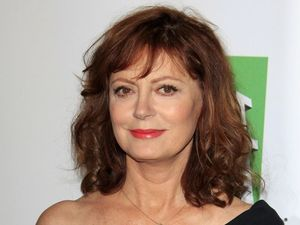 Susan Sarandon enjoys marijuana