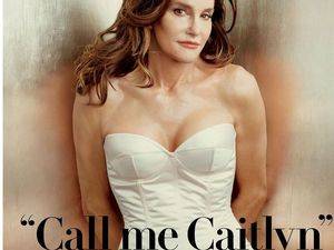 Caitlyn Jenner, formerly Bruce, appears on Vanity Fair