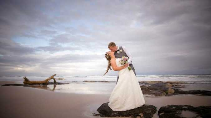 Alexandra and Ricky Hanna, 10th January 2014, By the River, Ballina.