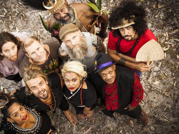 Xavier Rudd and the United Nations are returning to the Caloundra Music Festival as festival favourites.