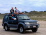 4WD hoons on beach put pedestrians at risk