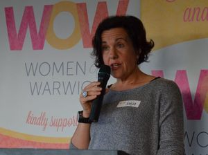 Get your tickets for Women of Warwick breakfast