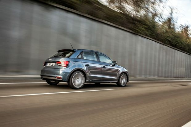 2015 Audi A1 Sportback features two new engines, revised styling and added kit.