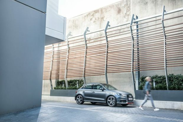 Audi A1: Urban chic for city life
