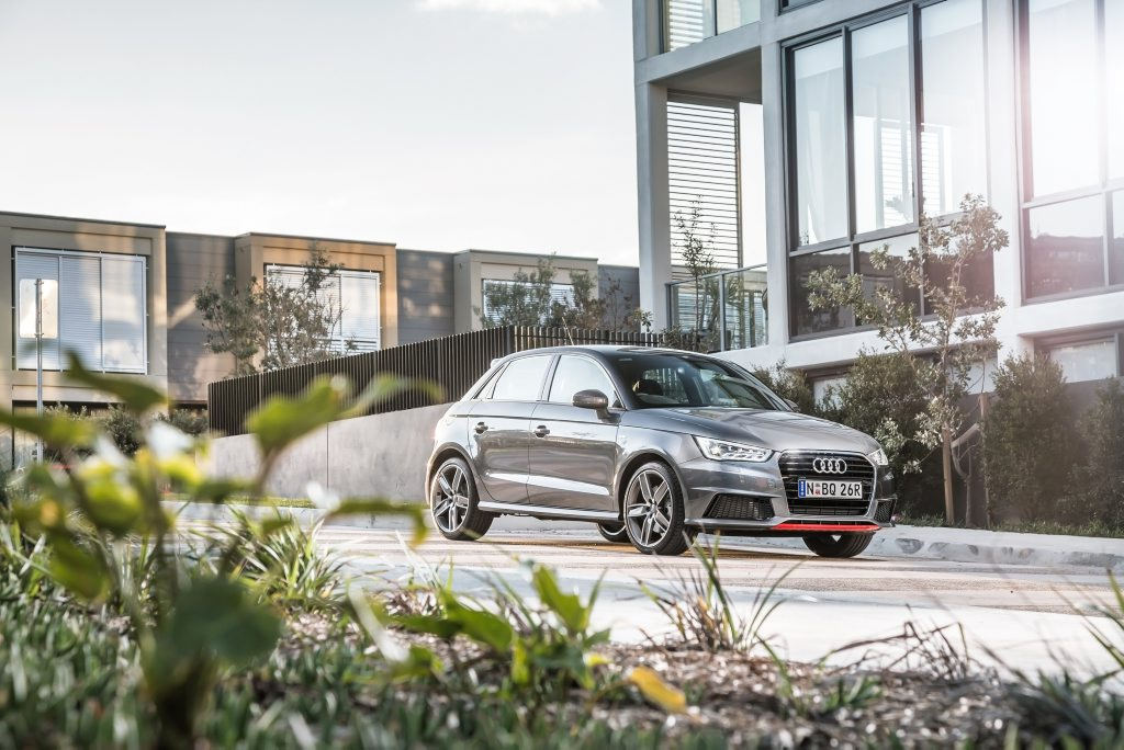Three turbocharged petrol engined Audi A1 Sportbacks are available, with prices starting at $26,900