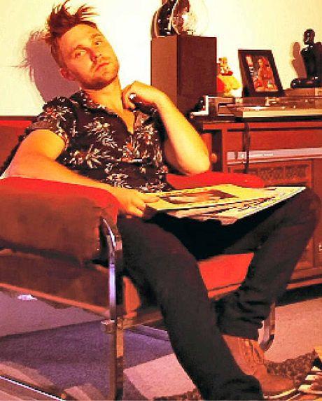 Northern Rivers singer- songwriter Lionheir.