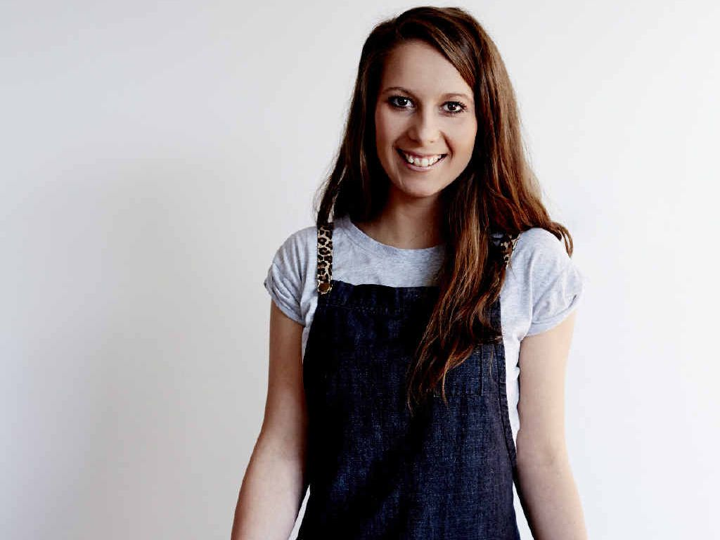 FOODIE: Laura Cassai will hold cooking demonstrations in Mackay.