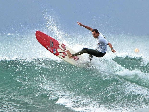 FESTIVAL OF FUN: The 31st annual Winter Longboard Classic will be held at Alexandra Headland this weekend.