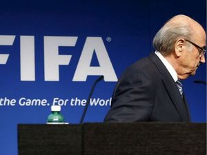 How Fifa paid Irish millions not to pursue handball