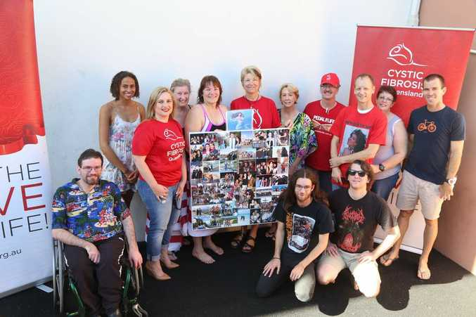 Charity swim in honour of Kari-Lee Birrell