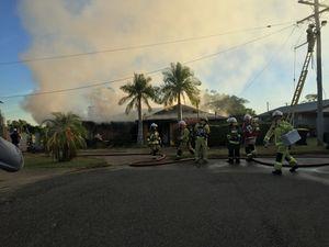 Kawana house fire June 2015