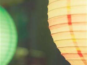 Lantern workshop designed to inspire youth