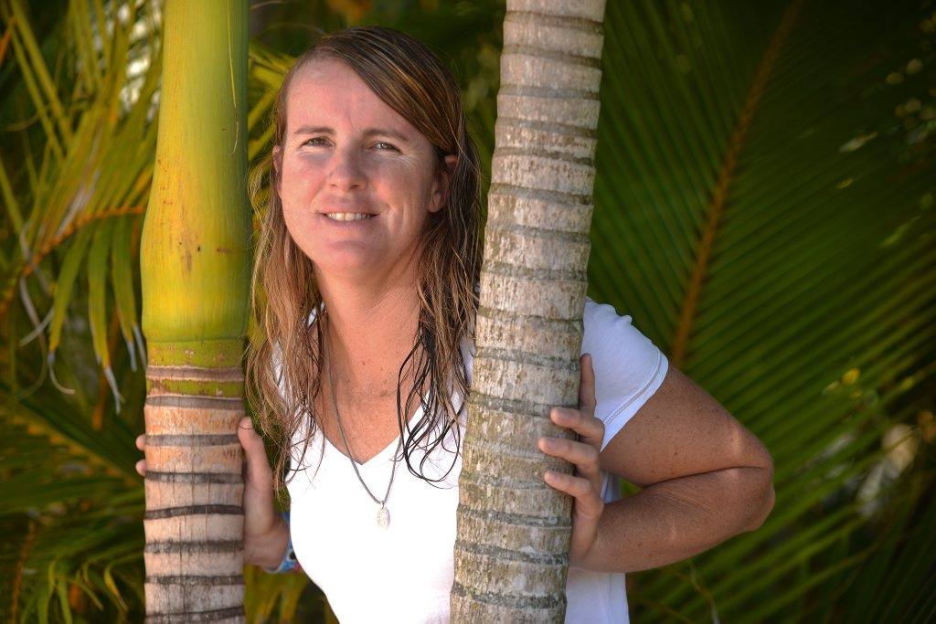 Mooloolaba's Stacey Jackson received the best possible birthday present yesterday when the 32-year-old was confirmed as back on the bow of Team SCA for the legs of the Volvo Ocean Race.