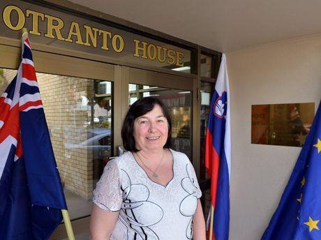 Nevenka Golc-Clarke is opening an honorary Slovenian Consulate in Caloundra. Photo: John McCutcheon / Sunshine Coast Daily