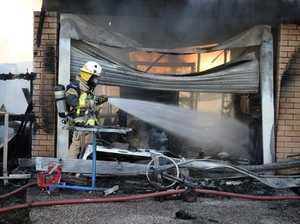 Kawana house fire 3 June 2015