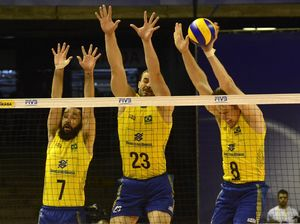 Another tough test for Edgar and his Volleyroos