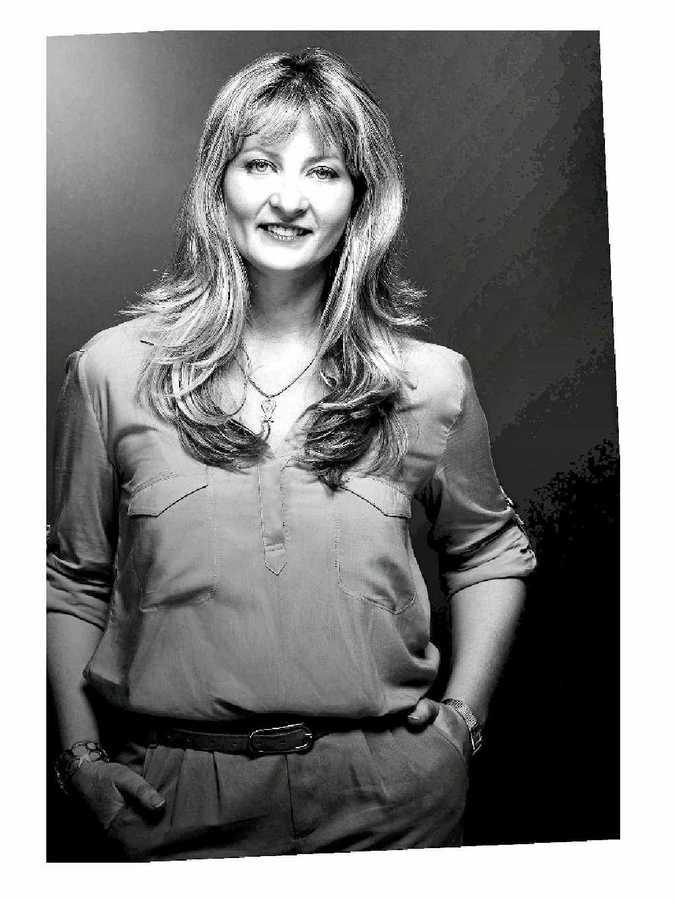 MOVING ON: Domestic violence survivor Ann O'Neill.