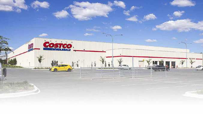 LOOKING GOOD: Costco is believed to be considering either the Metroplex Westgate development around the old Wacol army barracks or the Springfield region.