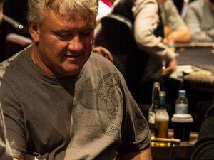 Chasing the cash in Vegas poker tournament