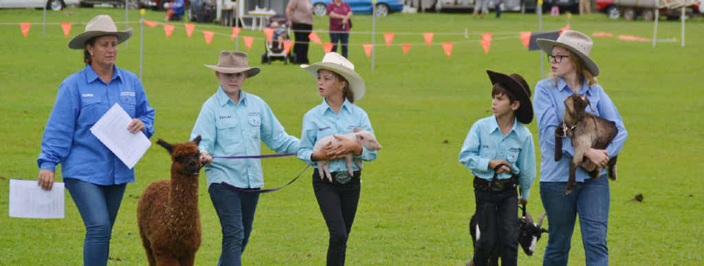 ACTION-PACKED: Family fun is number one at this year's 61st annual Yeppoon Show.