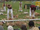 Record number of axemen at 2015 Yeppoon Show