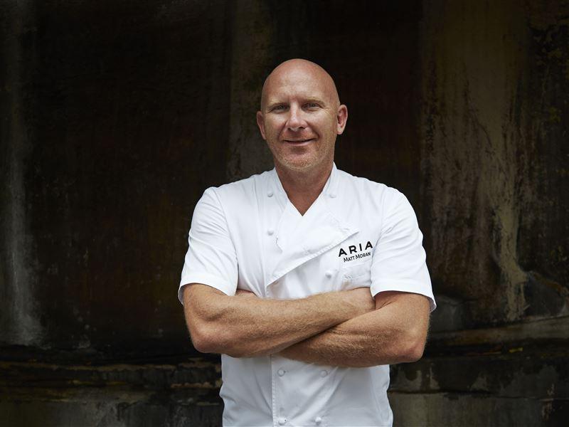Matt Moran Celebrity Chef